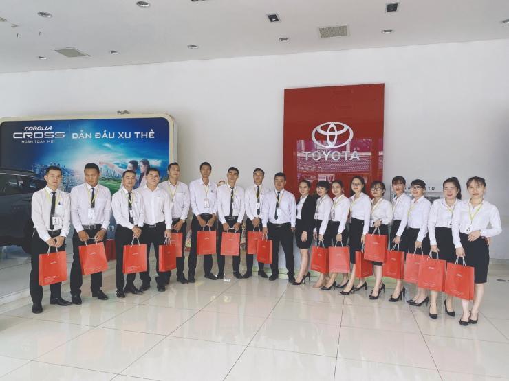 Toyota Buôn Ma Thuột chào đón Tết Trung thu 2020