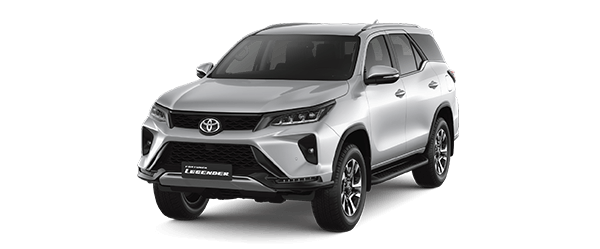 FORTUNER LEGENDER 2.8AT 4X4